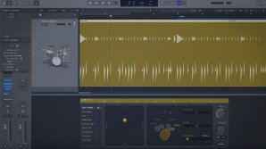 Using Drummer In Logic Pro X